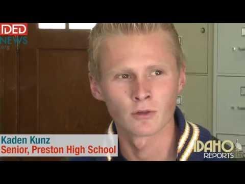 Preston High School Students