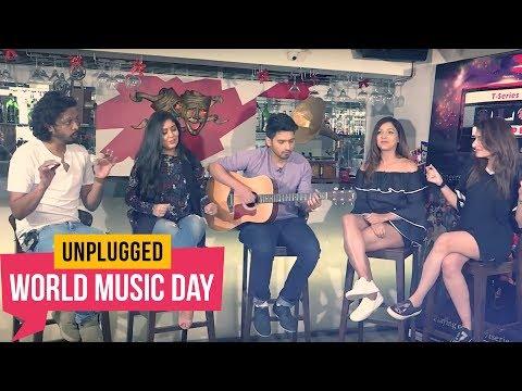 World Music Day: Bollywood singers get candid | Jam Session | Pinkvilla | Armaan Malik | Neeti Mohan