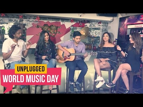 Neeti Mohan, Armaan Malik and others jam Gulabi Aankhen, Pani Da, Dheere Dheere and more