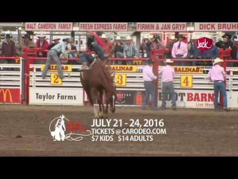 2016 California Rodeo Salinas TV Commercial