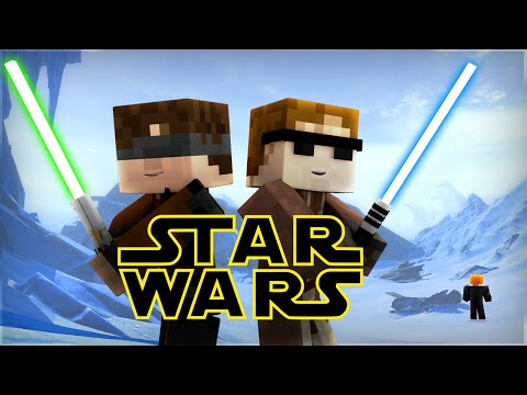 "Minecraft ""STAR WARS"" - Crash On Hoth - #1 (Minecraft Roleplay)"