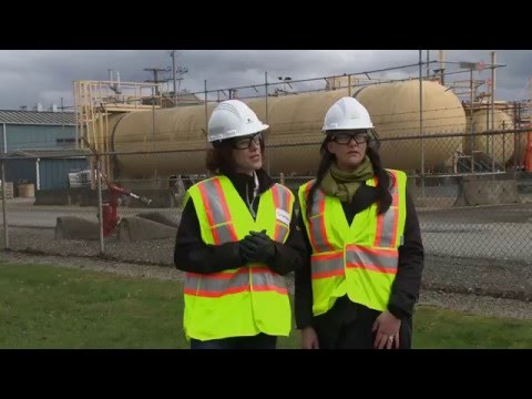 Natural gas, energy solutions for BC