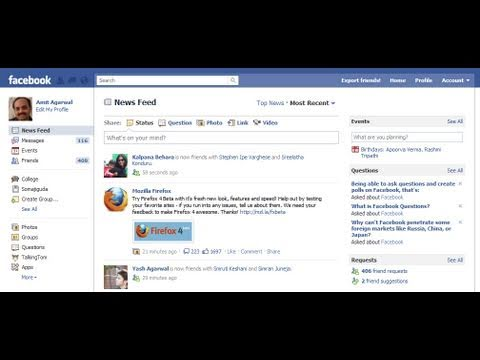 How to Export Facebook Phone Numbers and Email Addresses