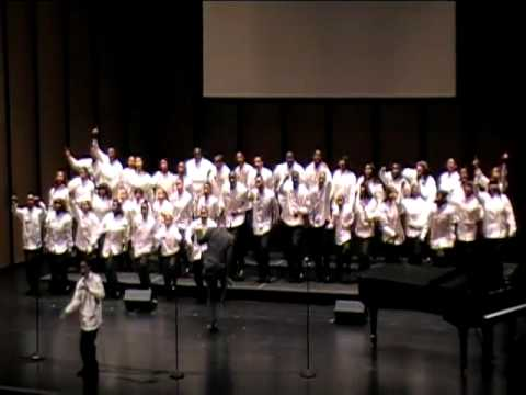 Soul Children of Chicago singing Joyful, Joyful