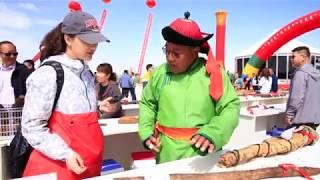 Во Внутренней Монголии прошел фестиваль, посвященный Цагаан Гоёо