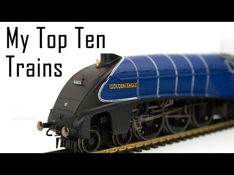 Sam's Top 10 Locomotives