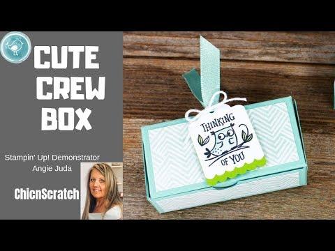 Cute Crew Box
