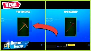 The New *FREE* Save The World Exclusive Pickaxes in Fortnite.. (How to Unlock)