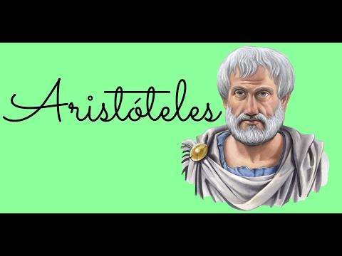 Aristóteles - Biografía