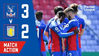 Eagles victorious in gripping Villa comeback | Match Action