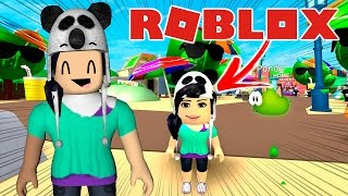 I BECAME A CHILD AND MY MEEP IS A SLIME? | ROBLOX (MeepCity)