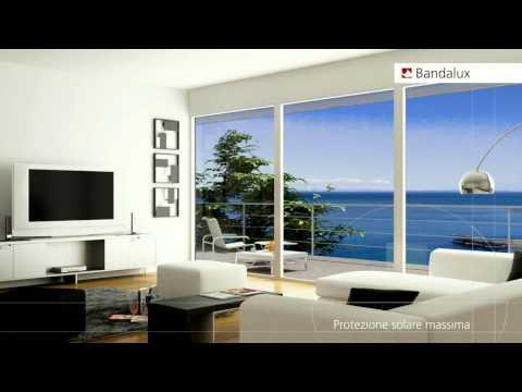 Bandalux Tende A Rullo.Bandalux Tenda A Rullo Con Cassonetto D Box Youtube