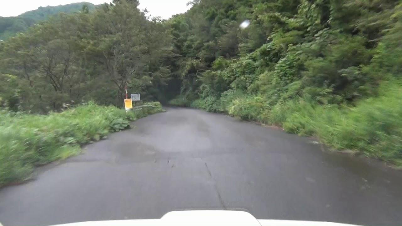 二井宿峠(旧国道113号)】宮城県...