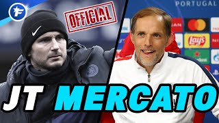 Frank Lampard viré de Chelsea, Thomas Tuchel favori pour le remplacer | Journal du Mercato