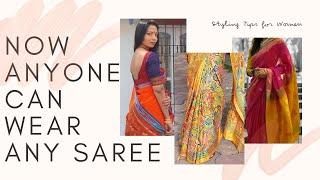 Bibi's Guide to Wearing a Saree
