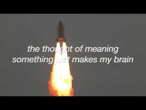 cavetown - rocket ships (lyrics)