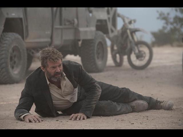 Logan: Wolverine - oficiálny web spot