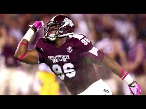 Chris Jones || Official Mississippi State Highlights