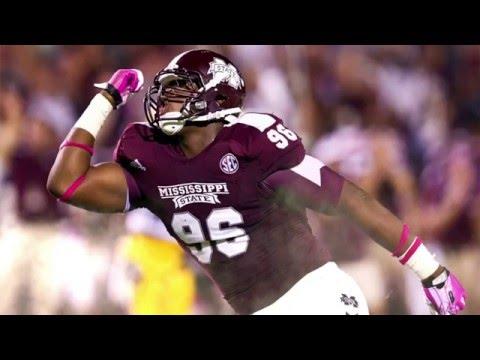 Chris Jones || Official Mississippi State Highlights