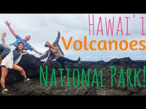 Hawaii Adventure Vlog! // Volcanoes National Park
