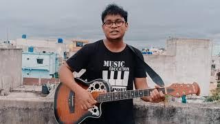 Luka Chuppi | Guitar Cover Song | Shivendra
