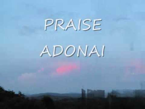 PRAISE ADONAI, JOSHUA AARON, MUSIC VIDEO