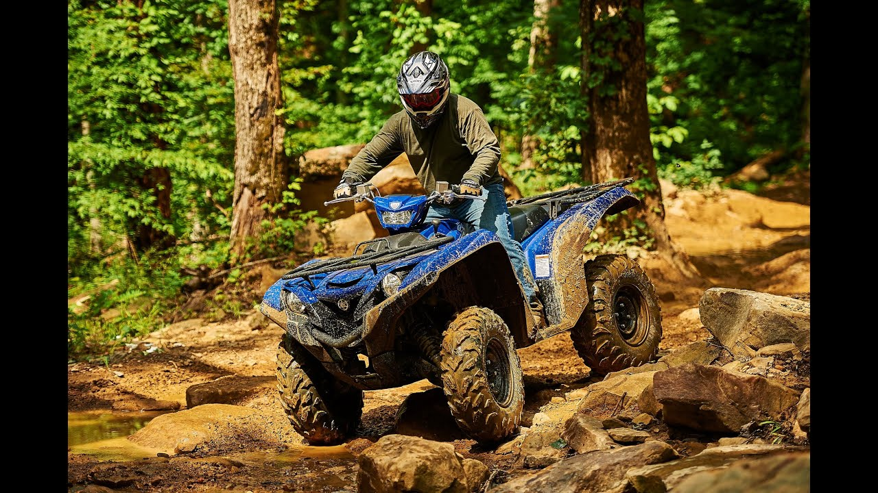 2016 Yamaha Grizzly Review- ATV ESCAPE