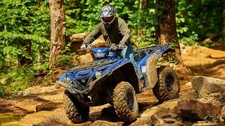 2016 Yamaha Grizzly Review- ATV ESCAPE(, 2015-08-05T02:58:24.000Z)