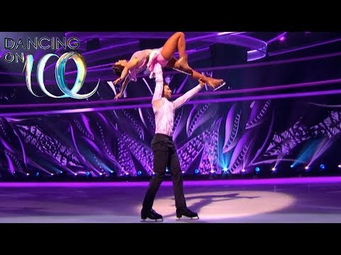 Jake and Vanessa Take on Torvill and Dean's Bolero! | Dancing On Ice 2018