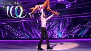Jake and Vanessa Take on Torvill and Dean