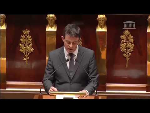 Islam de France - Manuel Valls, discours du 13 janvier 2015 à l'Assemblée Nationale
