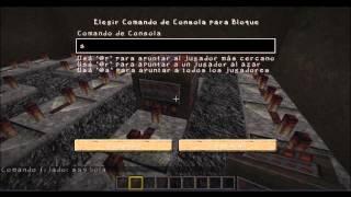 comandos minecraft 1.7.2 #2 /como hacer que los aldeanos hablen
