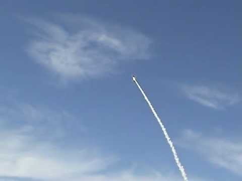 Trident II D5 135th Consecutive Missile Test Flight