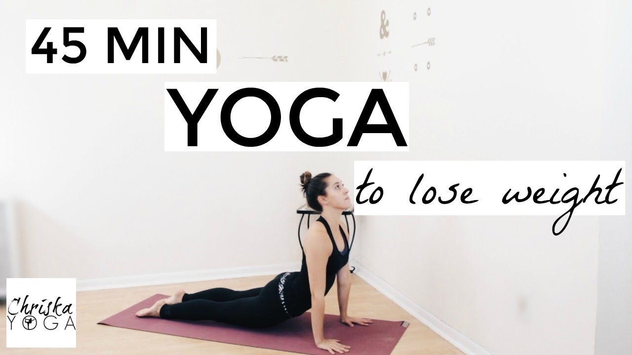 Yoga To Lose Weight