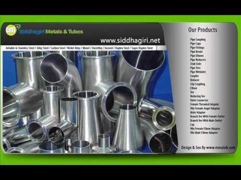 Siddhagiri Metals & Tubes is engaged in Nickel Alloy Fittings | Steel Forged Fittings | Reducer
