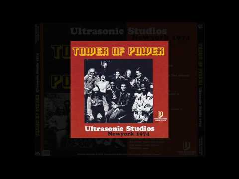 Tower Of Power - Soul Vaccination [Live at Ultrasonic Studios, Hampstead NY, 1974]