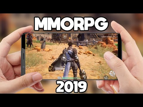 Top 10 Best MMORPG Android & IOS Games 2019