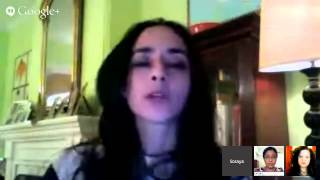 Jaclyn Friedman and Soraya Chemaly LIVE! - The Pixel Reveal Launch Google Hangout Sessions