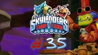 Dr. Krankcase - Skylanders: Trap Team #35 [blind!]