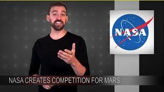 NASA Competition for Mars Habitat   Technophiles Newscast 075