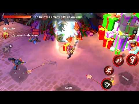 Dungeon Hunter V : Christmas Event 2017