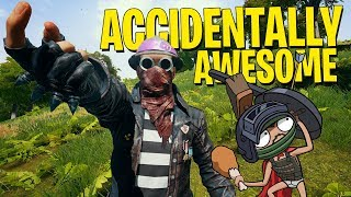 Accidentally Awesome PUBG Funny Moments