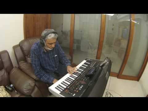 Gulabi Ankhen Jo Teri Dekhi Instrumental...