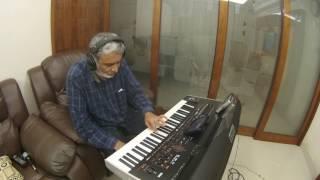 Gulabi Ankhen Jo Teri Dekhi Instrumental on Korg PA4X