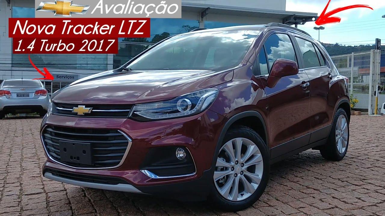 Avaliação | Nova Chevrolet Tracker LTZ 1.4 Turbo 2017 ...