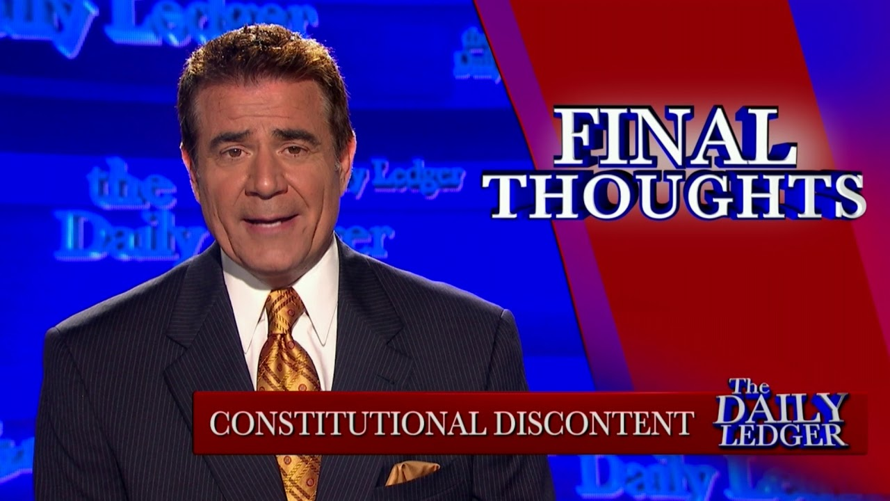 OAN - Final Thoughts: Constitutional Discontent