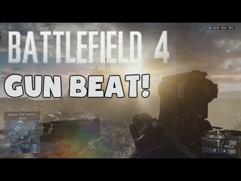 Battlefield 4 Gun sound Beat!
