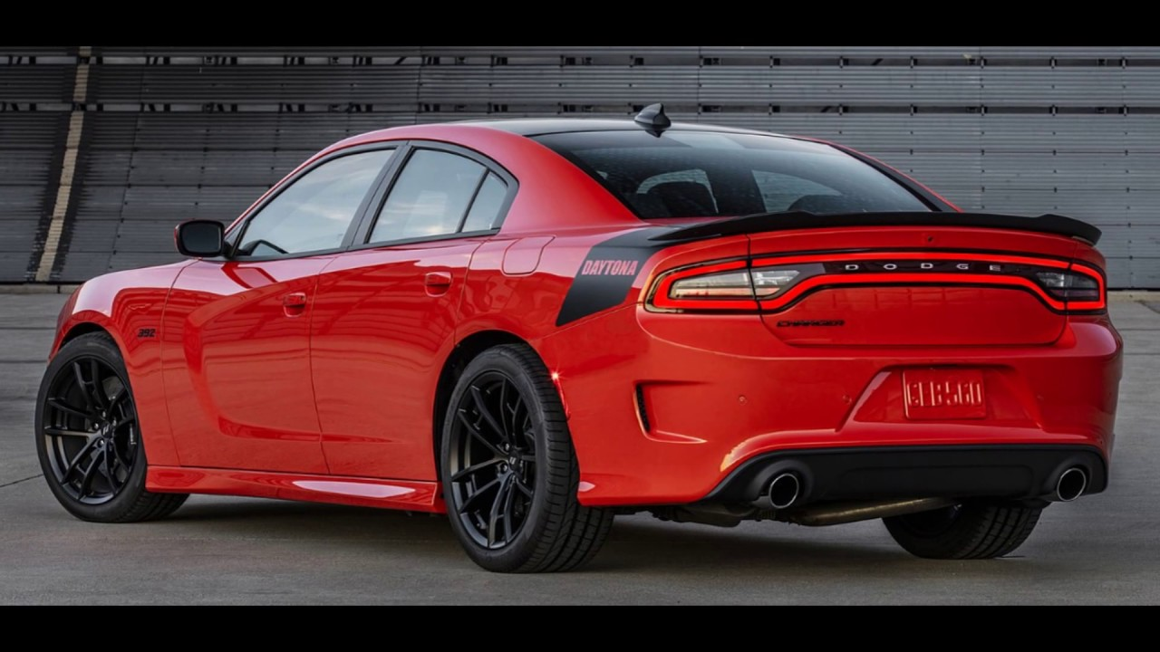 2018 Dodge Charger Daytona Sport Luxury Changes Concept Redesign