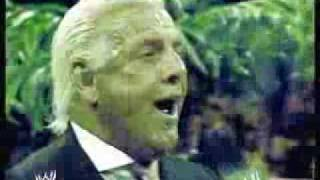 Ric Flair 6 vs Triple H - Taboo Tuesday 2005 Promo