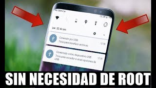 Barra de Notificaciones de Android 8 Para Cualquier Teléfono SIN ROOT!